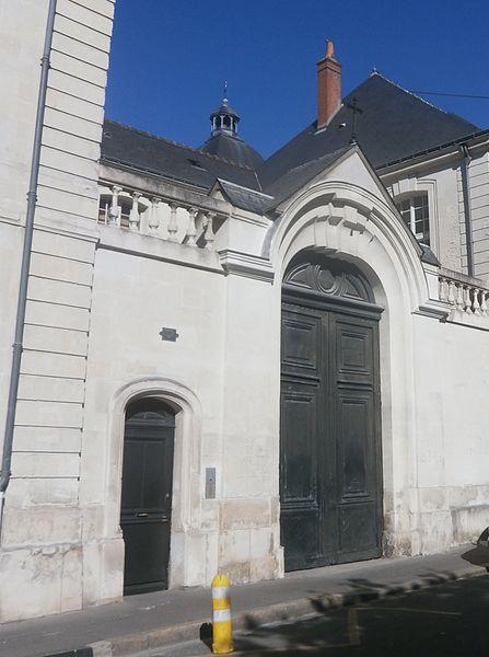 Photo du Monument Historique Maison située dans l'îlot Saint-Martin situé à Tours