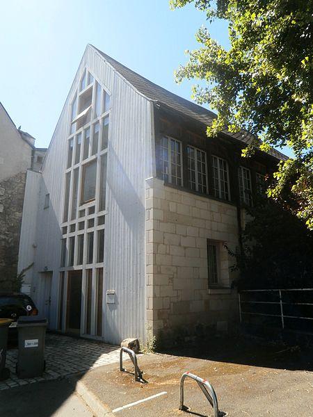 Photo du Monument Historique Jeu de Paume situé à Tours