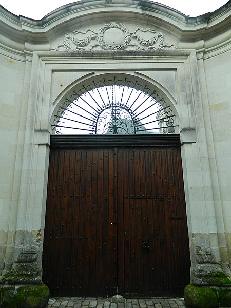 Photo du Monument Historique Ancienne maison canoniale situé à Tours