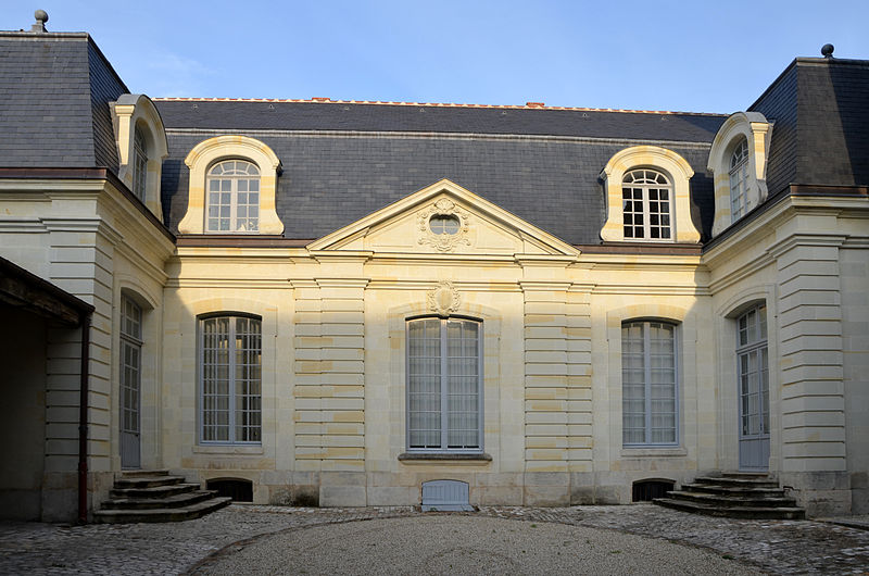 Photo du Monument Historique Ancienne maison canoniale de Saint-Gatien situé à Tours