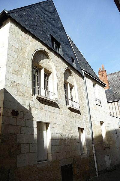 Photo du Monument Historique Maison du Cerisier situé à Tours