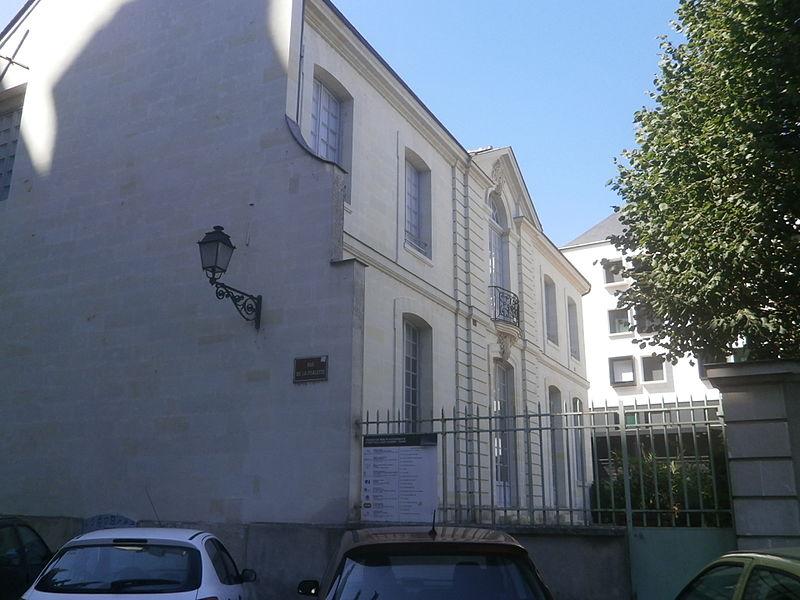 Photo du Monument Historique Ancienne maison canoniale de Saint-Gatien, dite du Curé de Tours situé à Tours