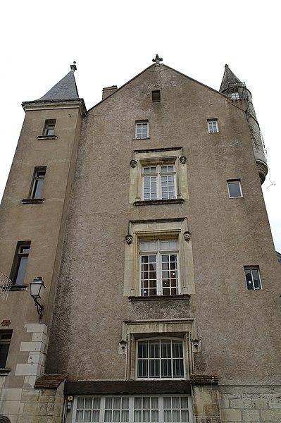 Photo du Monument Historique Oratoire des Briçonnets situé à Tours