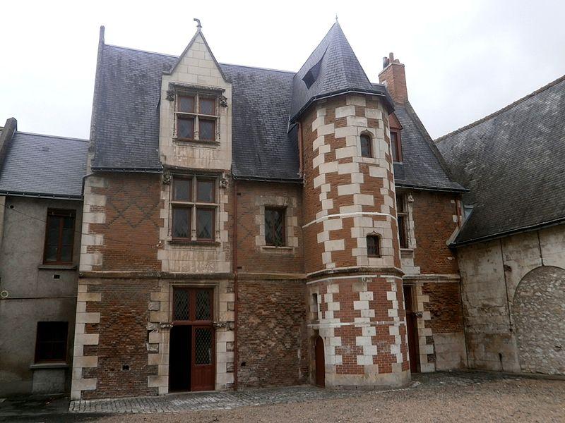 Photo du Monument Historique Petit Séminaire, ou la Petite Bourdaisière situé à Tours