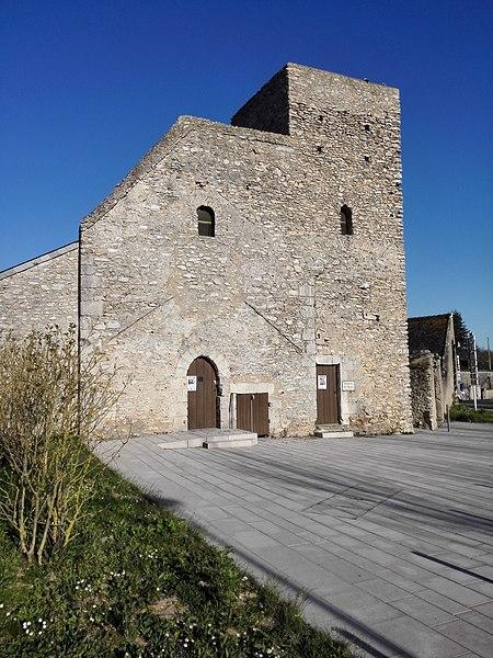 Photo du Monument Historique Chapelle Saint-Blaise situé à Truyes