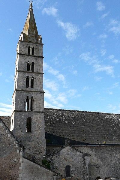 Photo du Monument Historique Eglise Saint-Martin situé à Truyes