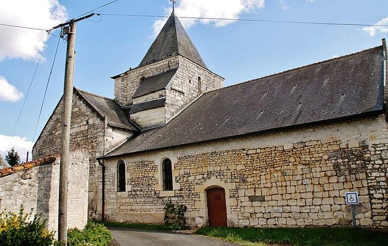 Photo du Monument Historique Eglise paroissiale Saint-Hilaire situé à Verneuil-le-Château