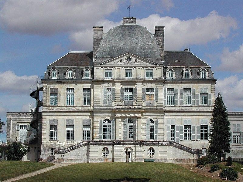 Photo du Monument Historique Château situé à Verneuil-sur-Indre