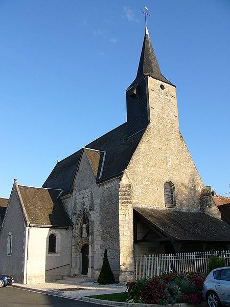 Photo du Monument Historique Eglise paroissiale Notre-Dame situé à La Ville-aux-Dames