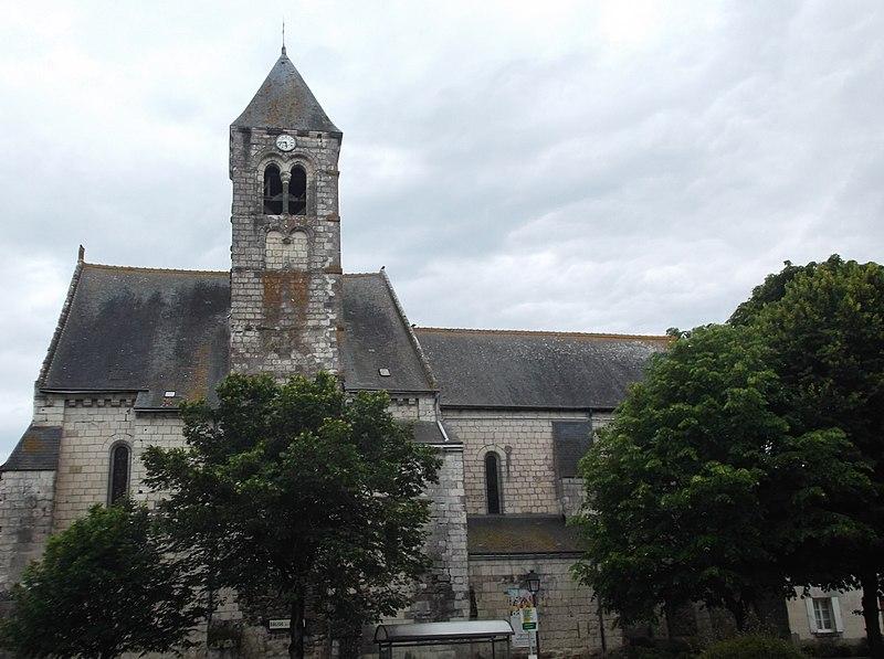 Photo du Monument Historique Eglise paroissiale Notre-Dame situé à Sepmes