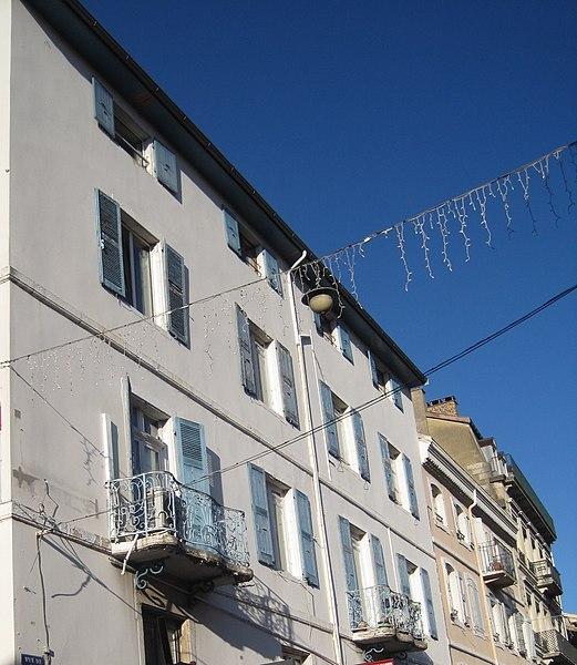 Photo du Monument Historique Maison situé à Bourgoin-Jallieu