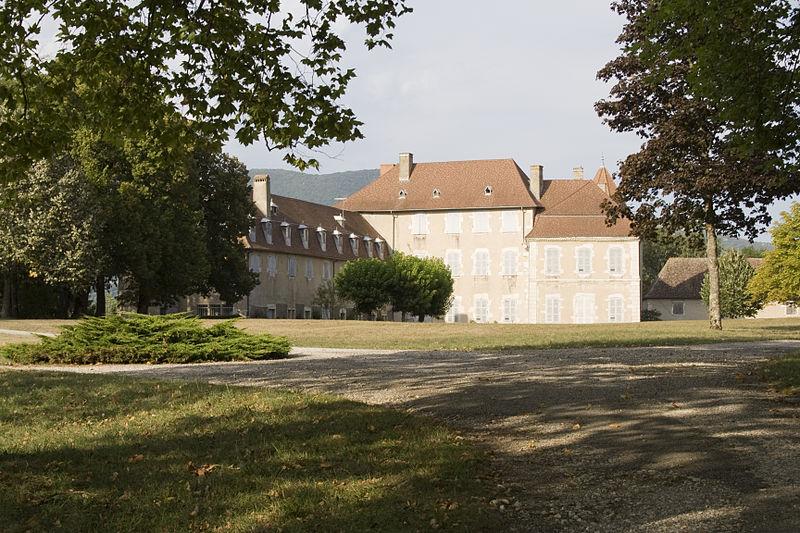 Photo du Monument Historique Domaine Paul Claudel situé à Brangues