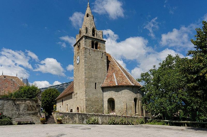 Photo du Monument Historique Eglise situé à Clelles