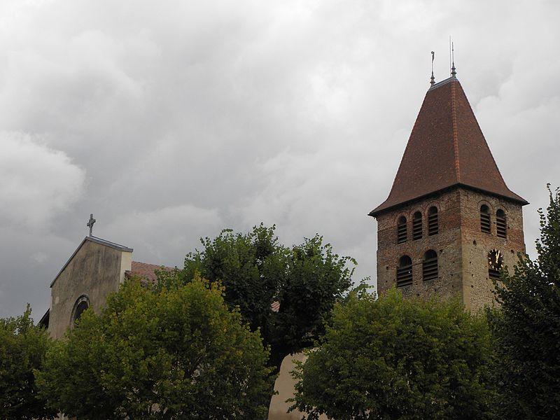 Photo du Monument Historique Eglise situé à La Côte-Saint-André
