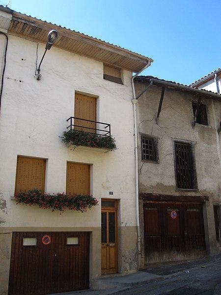 Photo du Monument Historique Maison situé à Côte-Saint-André (La)