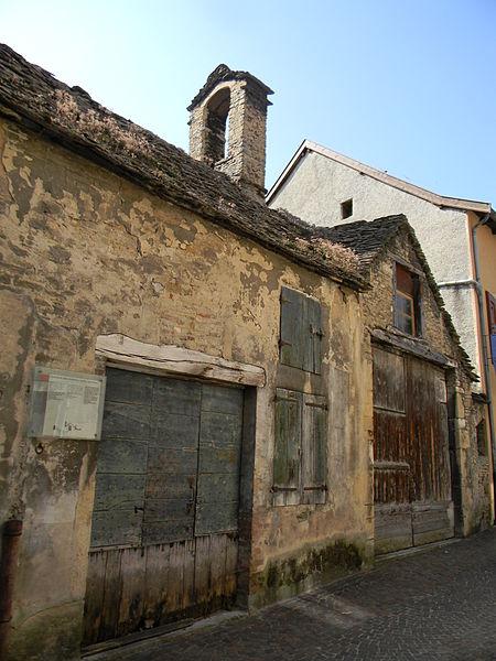 Photo du Monument Historique Chapelle Saint-Antoine situé à Crémieu