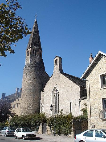 Photo du Monument Historique Eglise situé à Crémieu
