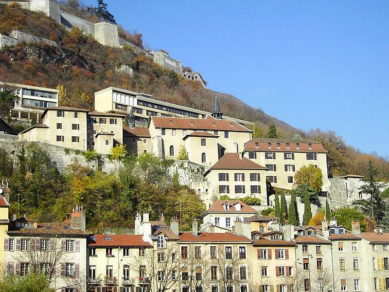 Photo du Monument Historique Monastère de Sainte-Marie-d'en-Haut situé à Grenoble