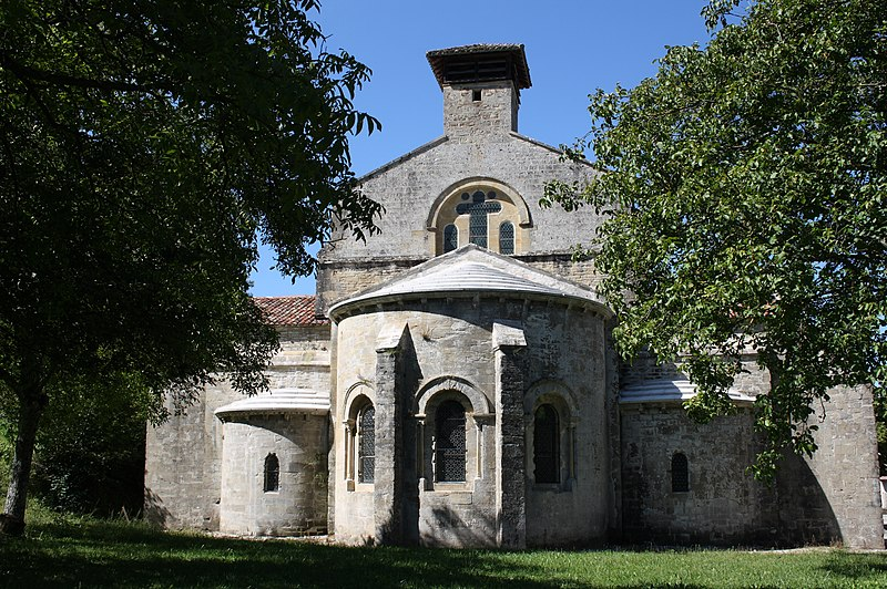 Photo du Monument Historique Eglise Saint-Pierre situé à Marnans