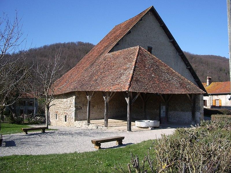 Photo du Monument Historique Chartreuse de la Sylve-Bénite situé à Le Pin