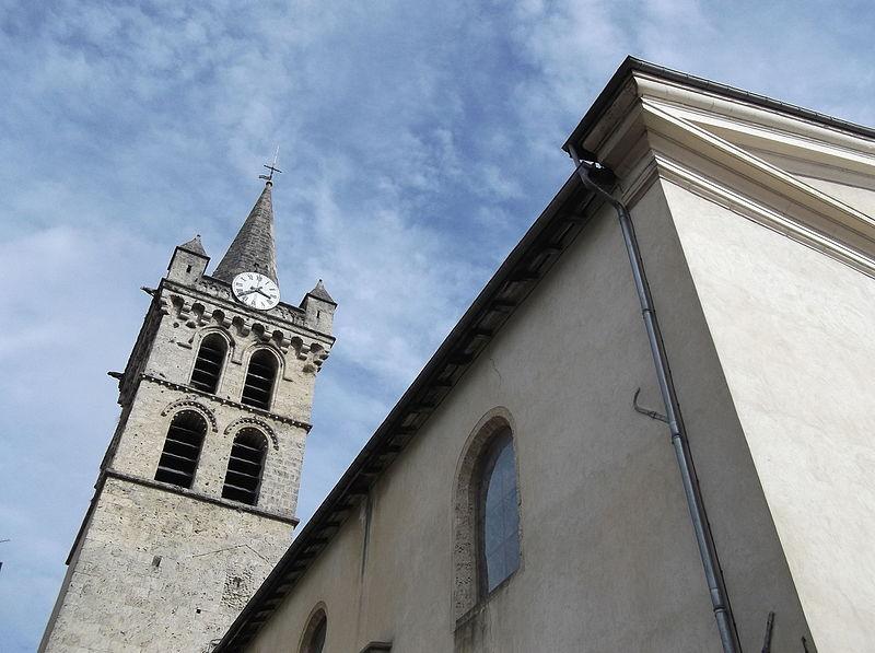 Photo du Monument Historique Eglise situé à Saint-Marcellin