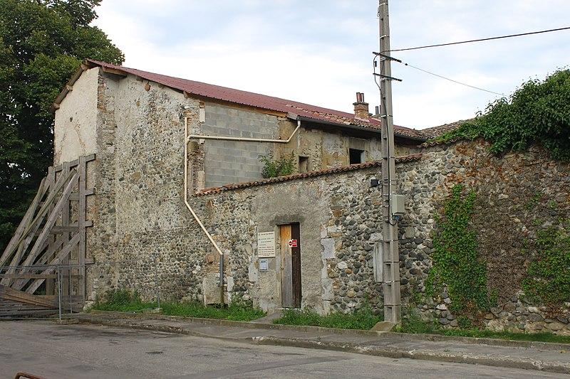 Photo du Monument Historique Couvent des Minimes situé à Saint-Martin-d'Hères