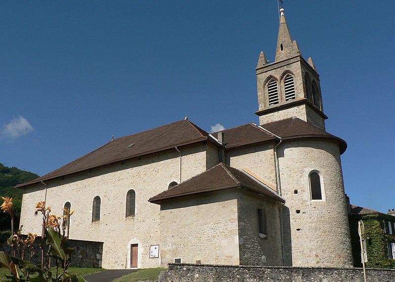 Photo du Monument Historique Eglise situé à Seyssins