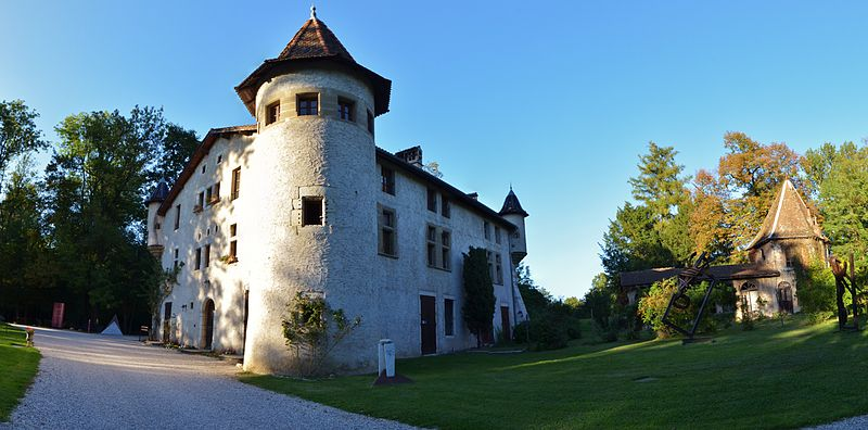 Photo du Monument Historique Château de Saint-Jean-de-Chepy situé à Tullins