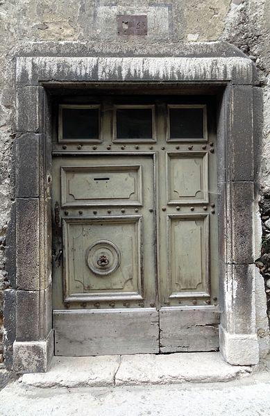 Photo du Monument Historique Maison situé à Tullins