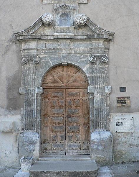 Photo du Monument Historique Prieuré Notre-Dame de Grâce situé à Tullins