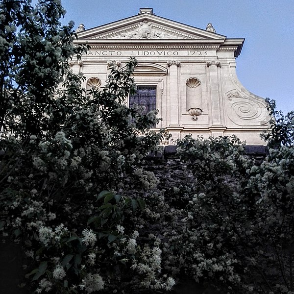 Photo du Monument Historique Eglise Saint-André-le-Haut situé à Vienne
