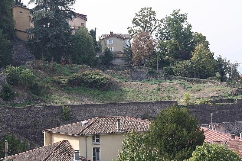 Photo du Monument Historique Odéon situé à Vienne
