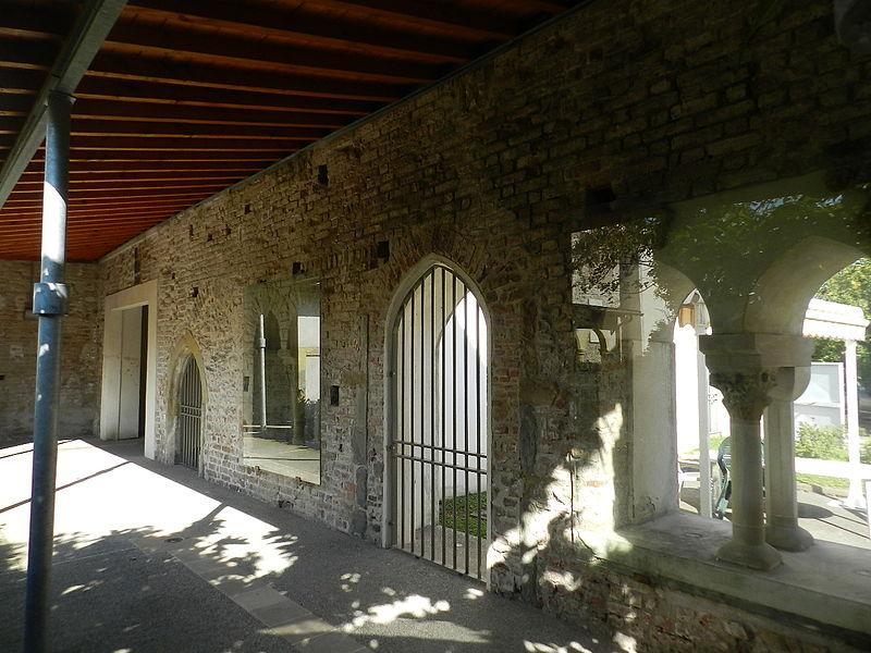 Photo du Monument Historique Couvent des Cordeliers (vestiges de l'ancien) situé à Moirans