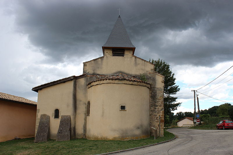 Photo du Monument Historique Chapelle Saint-Just situé à Saint-Just-Chaleyssin