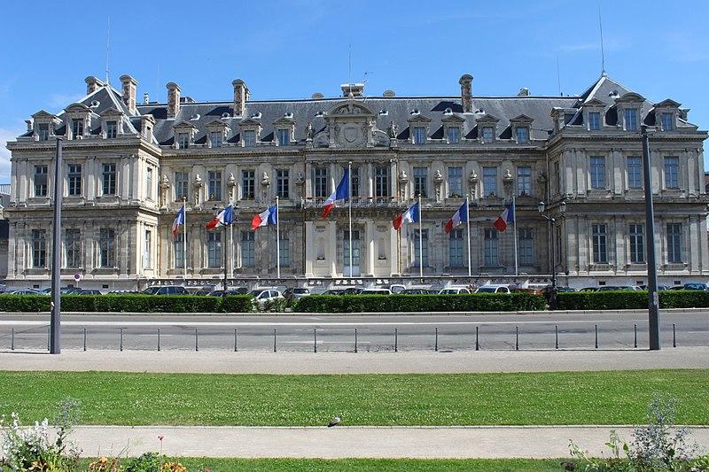 Photo du Monument Historique Préfecture de l'Isère situé à Grenoble