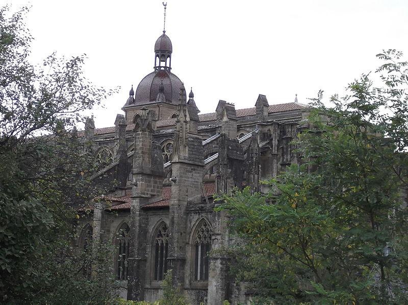 Photo du Monument Historique Ancienne église paroissiale Notre-Dame de la Jayère situé à Saint-Antoine-l'Abbaye