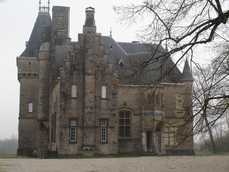 Photo du Monument Historique Château de Lancin situé à Courtenay