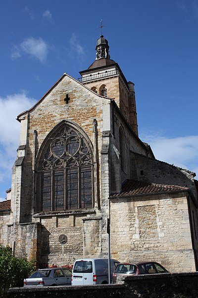 Photo du Monument Historique Eglise Saint-Just situé à Arbois