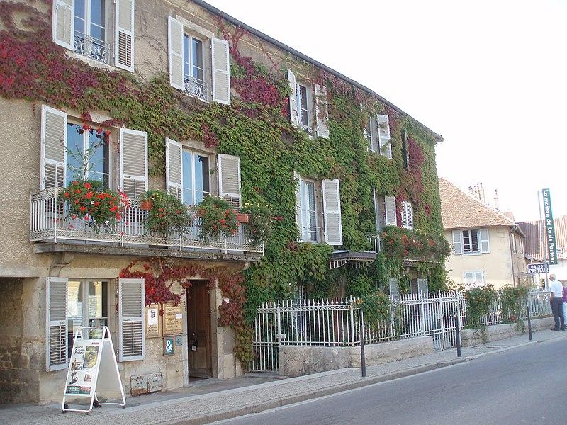 Photo du Monument Historique Maison paternelle de Pasteur situé à Arbois