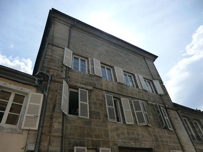 Photo du Monument Historique Maison des consorts Brand situé à Arbois