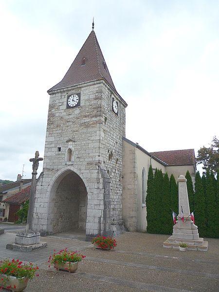 Photo du Monument Historique Croix en pierre situé à Aromas
