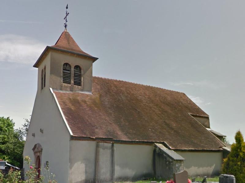 Photo du Monument Historique Eglise prieurale de Saint-Vivant situé à Biarne