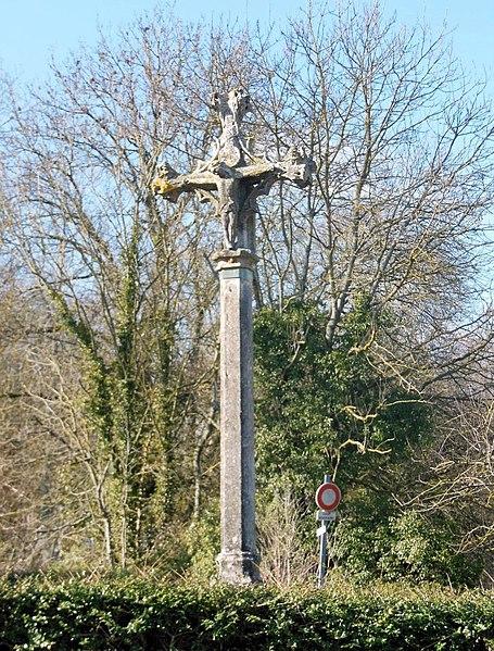 Photo du Monument Historique Croix situé à Chevigny