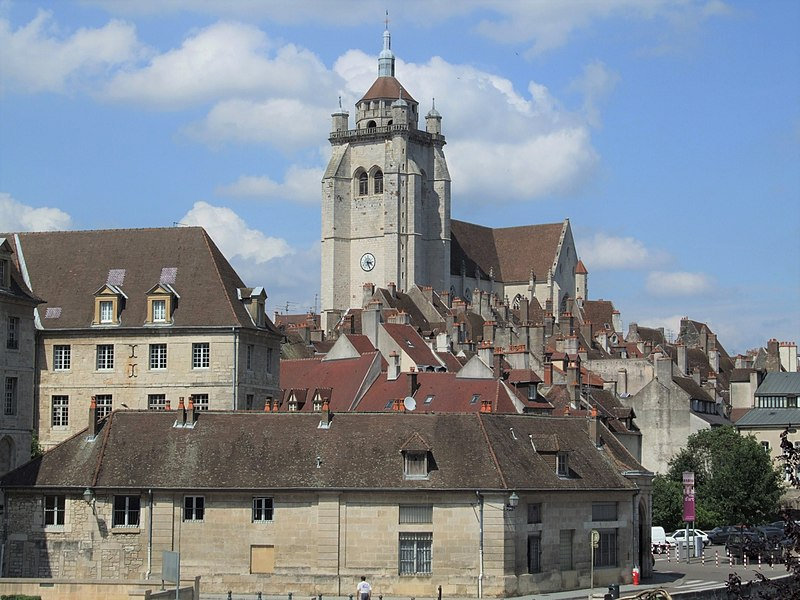 Photo du Monument Historique Eglise Notre-Dame situé à Dole