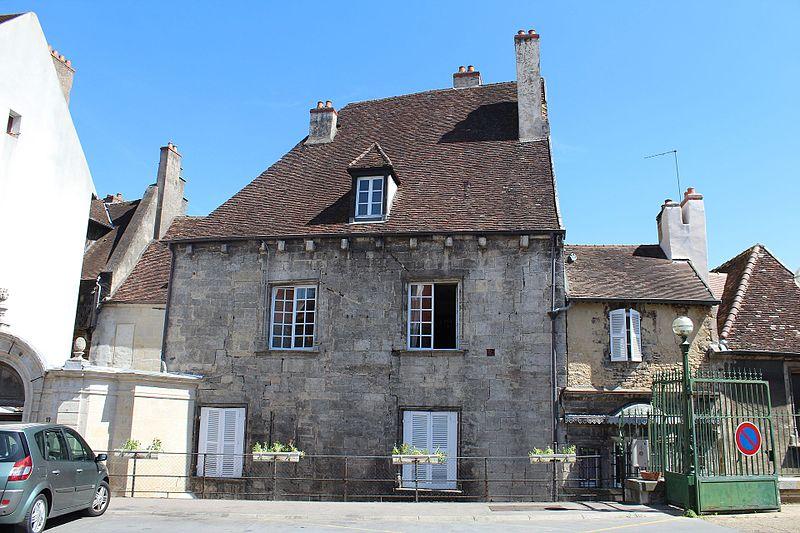 Photo du Monument Historique Hôtel de Mailly-Château-Renaud situé à Dole