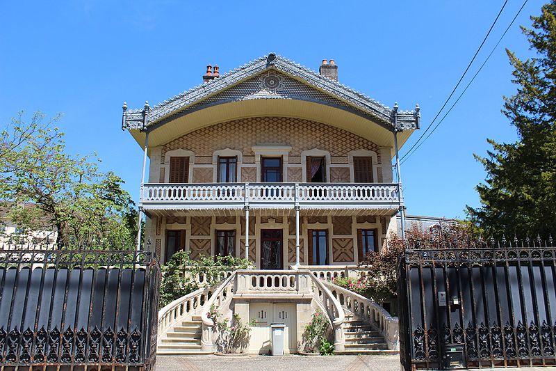 Photo du Monument Historique Maison Jorrot situé à Dole