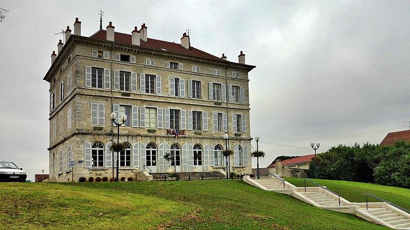 Photo du Monument Historique Maison de maître de forges situé à Fraisans