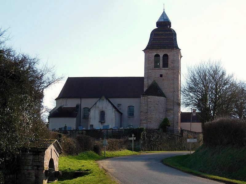 Photo du Monument Historique Eglise situé à Frasne