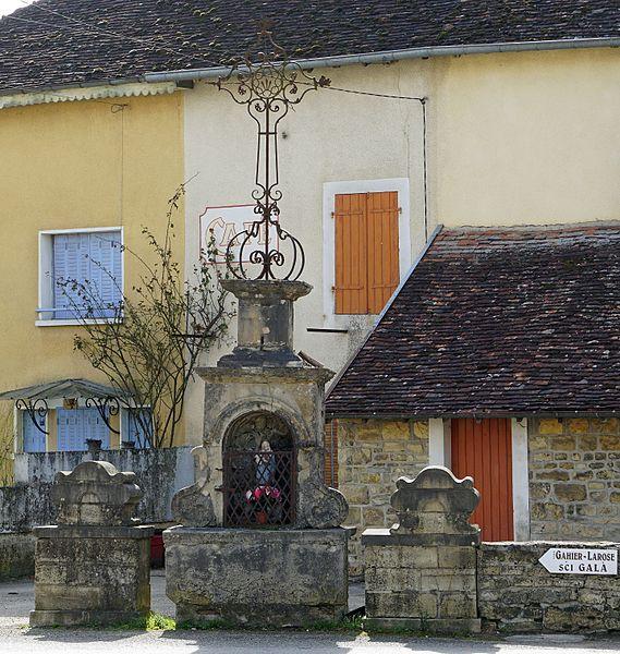 Photo du Monument Historique Oratoire situé à Grozon