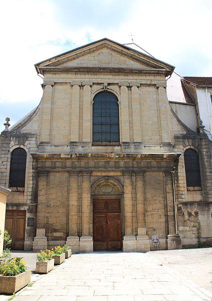 Photo du Monument Historique Eglise des Cordeliers situé à Lons-le-Saunier